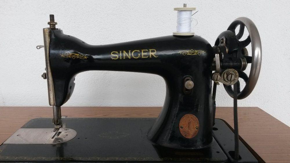 Máquina Costura SINGER de 1912