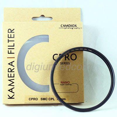 Filtro Polarizador 67mm NOVO