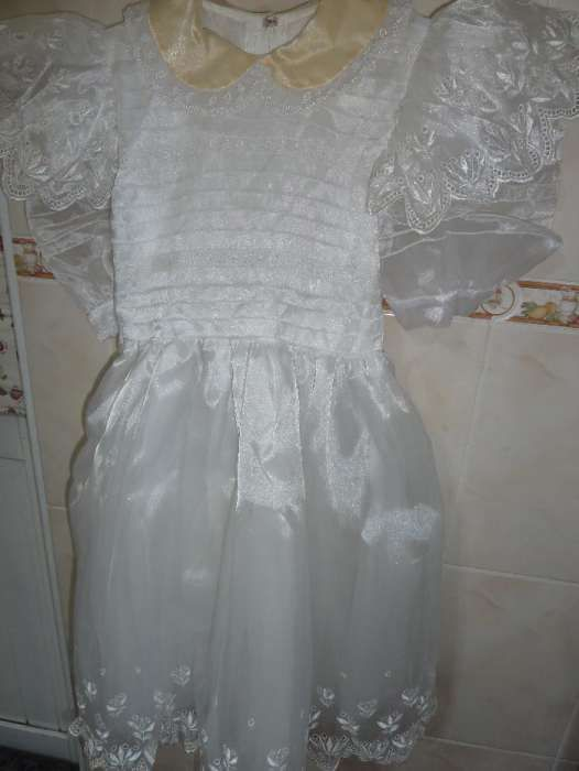 Vestido de cerimónia 6 anos Compra, venda e troca de