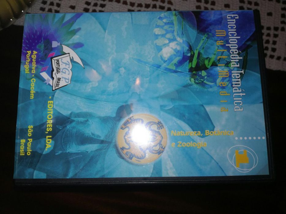 Enciclopédia Temática Multimédia