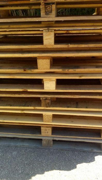 Paletes de Madeira 1,20x0,80mt para Transporte Mercadorias