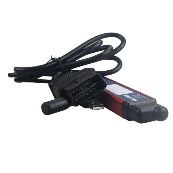 Maquina Diagnóstico Scania USB e WIFI