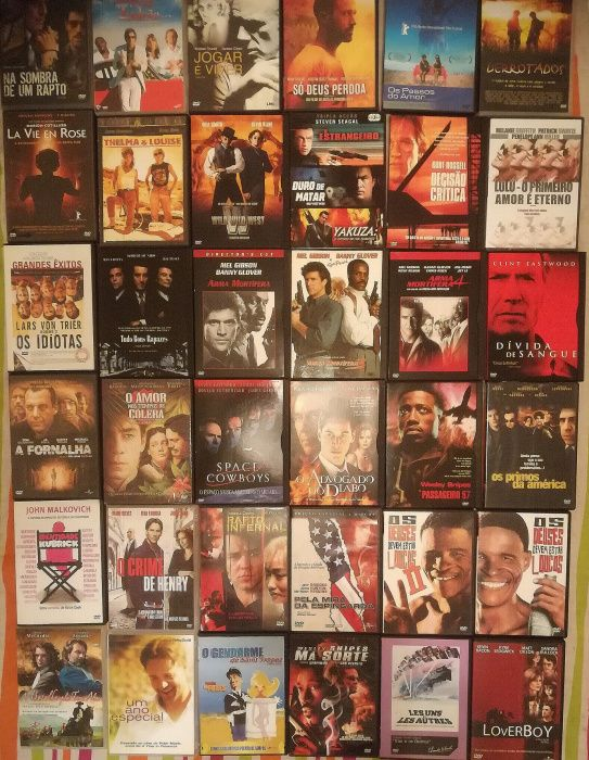 Lote 288 DVD's originais (Lote 16) Benfica - imagem 7
