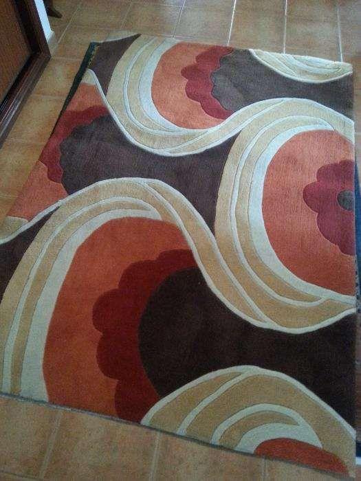 ÓPTIMA carpete/ tapete sala NOVO