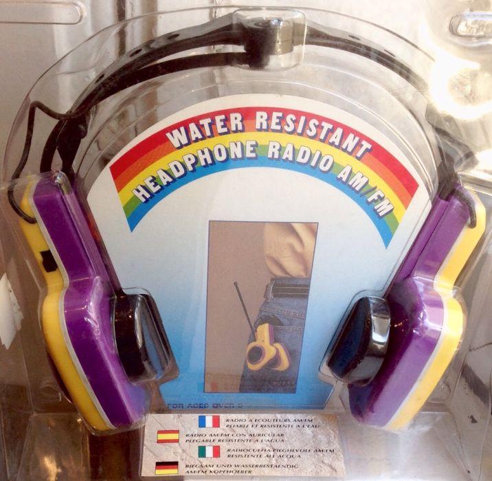 O Seu Rádio É à Prova De Água?