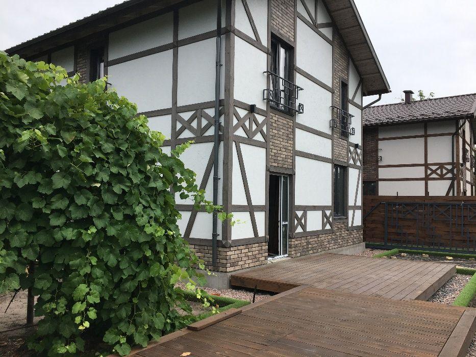Продам энергоэффективный стильный дом в Киеве