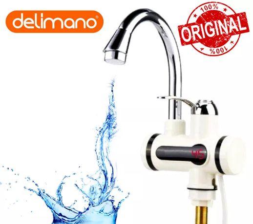 Распродажа! Проточный кран водонагреватель DELIMANO/ Делимано