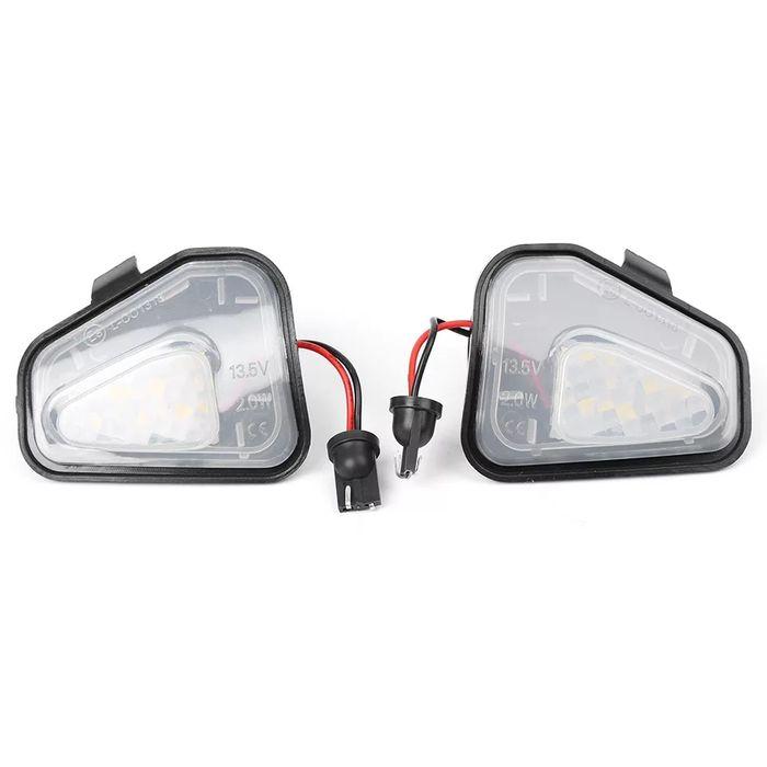 Luzes led para espelhos VW