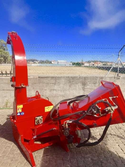 biotriturador tractor REFORÇADO - CAMPANHA NATAL
