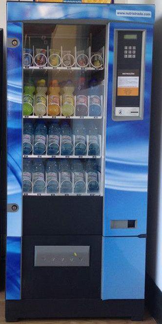 Máquinas de Vending para Ginásios - ALUGUER