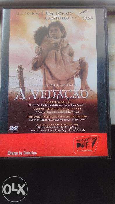 DVD A Vedação