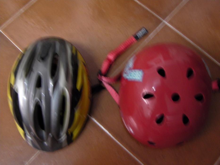 Capacete Criança - Bicicleta / Skate