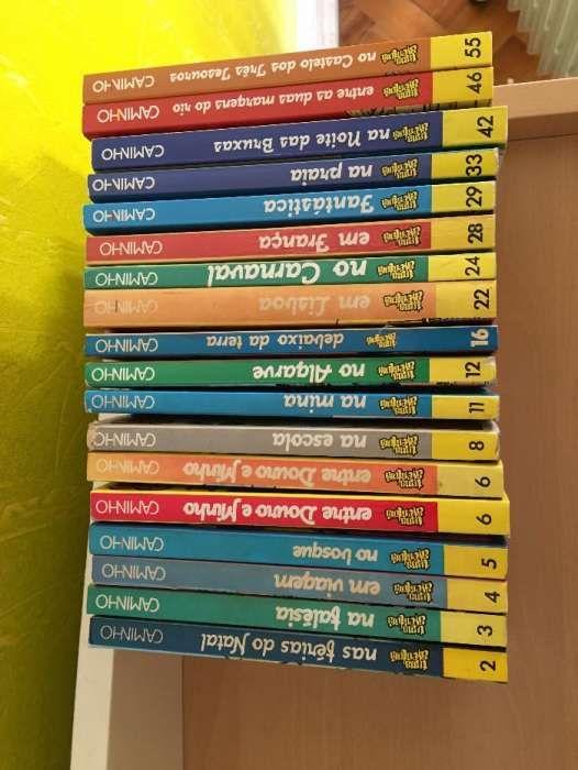 Livros Coleção Uma Aventura
