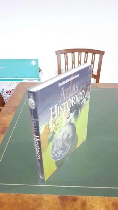 Livro Atlas Histórico