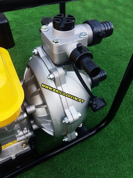 Motobombas Alta Pressão Novas - Motor 163cc - Elevação 55mts - Garland Gondomar - imagem 3