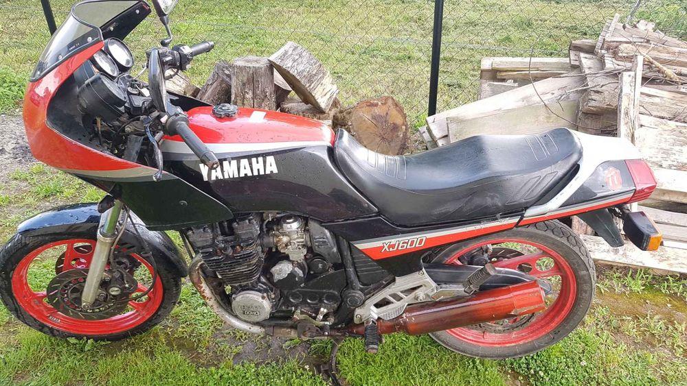 Yamaha Xj 600 Zblewo • OLX.pl