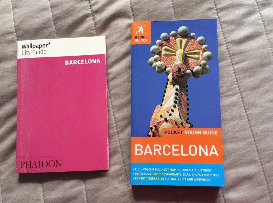 Guias de Viagem Barcelona