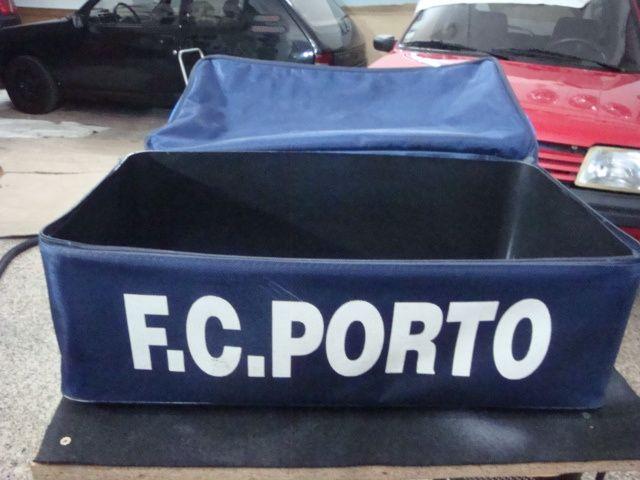saco de viagem oficial F C P