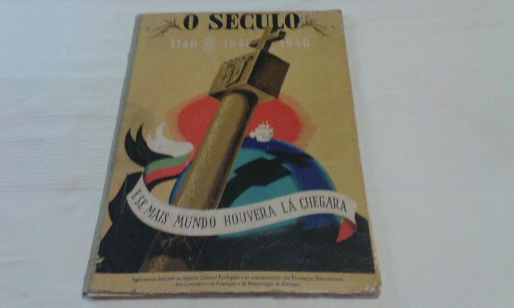 e22a3fdb5 Suplemento do Jornal « O SÉCULO»- 1940 (capa dura) Mira • OLX Portugal