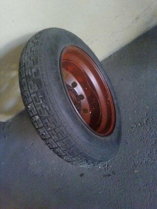 Roda de emergência Fiat (4 parafusos) Gondomar - imagem 3
