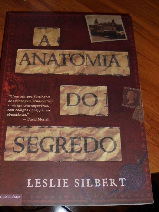 Livro A Anatomia do segredo