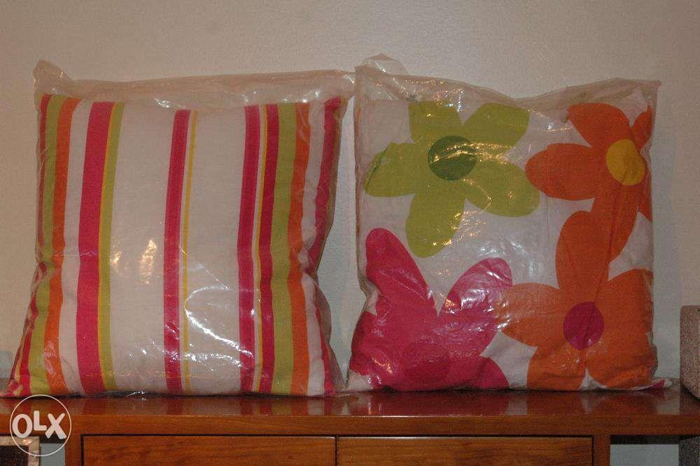 2 Almofadas Decorativas Novas