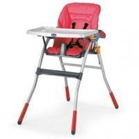 Cadeira para Refeição Chicco Jazzy Vermelha