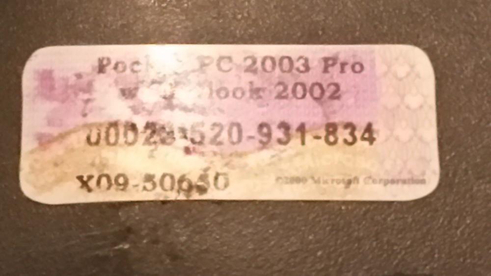 Pocket PC 2003 Pro HP Santa Clara - imagem 5
