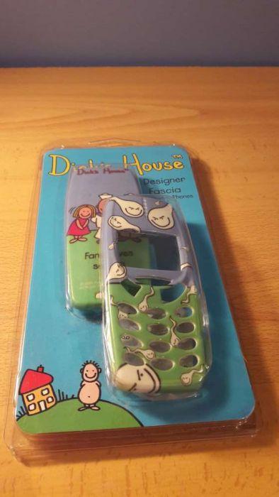 Capa Nokia 3310 / 3330 Dick's House