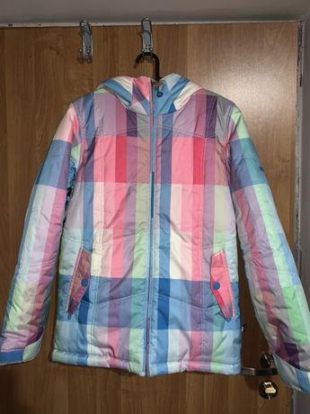 kurtki narciarskie damskie roxy olx