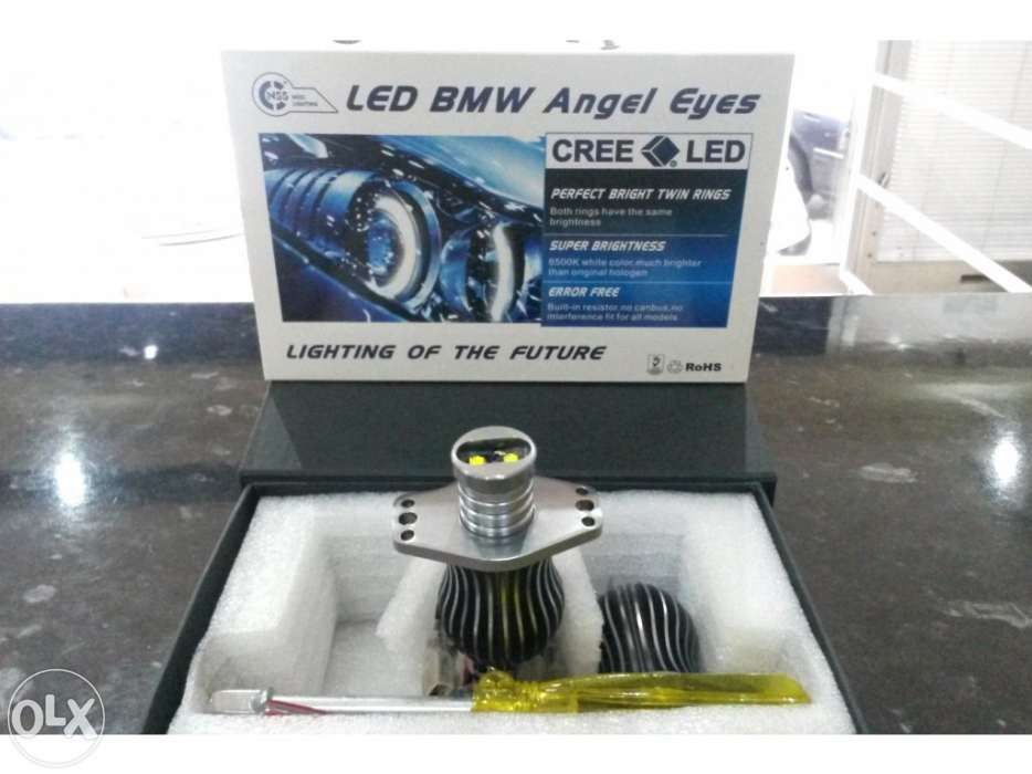 Leds angel eyes bmw E90, E91, E92, E60, E87, E71, E46, E39