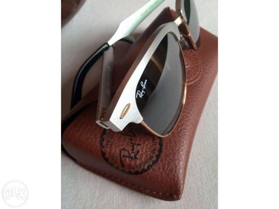 Oculos Ray Ban Clubmaster - Malas e Acessórios - OLX Portugal c683b3fbca