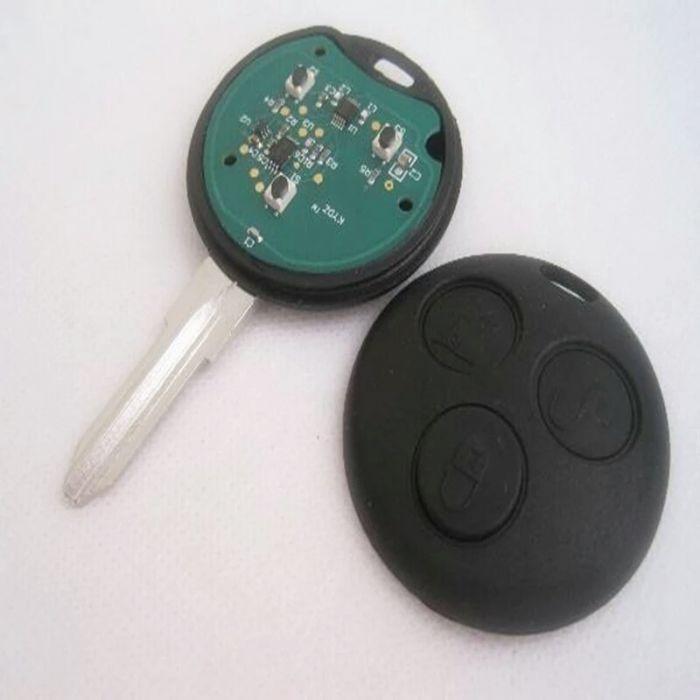 Chaves placa electrónica Smart