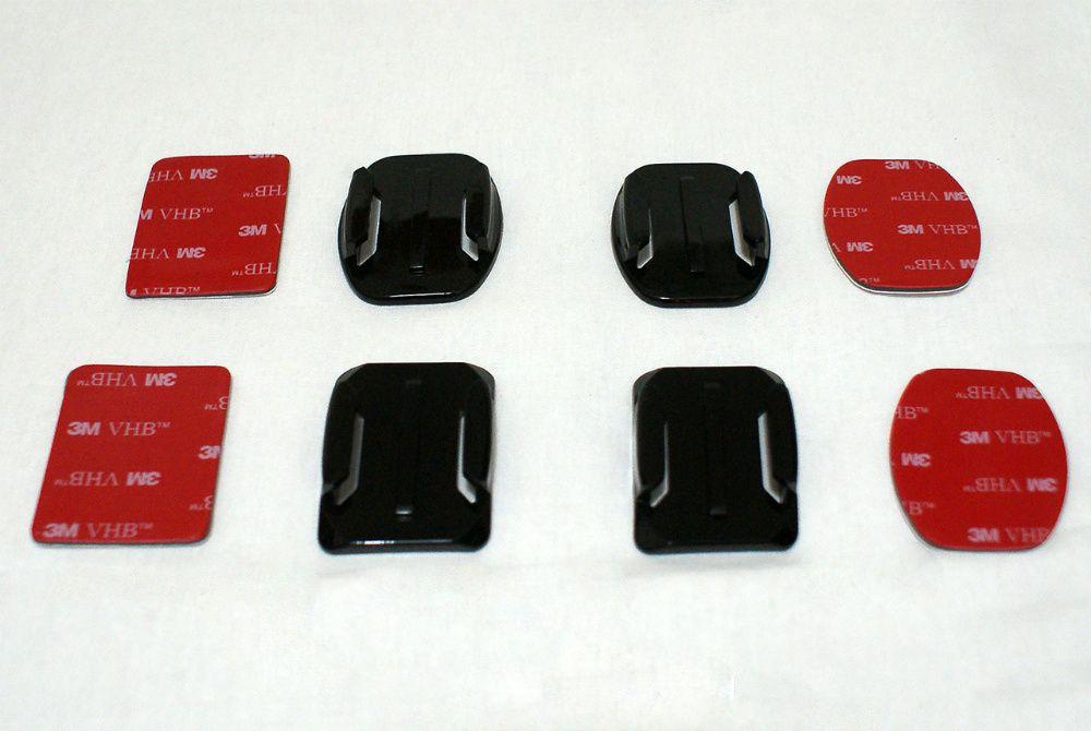 Adesivos para cameras gopro / sj4000 / xiaomi