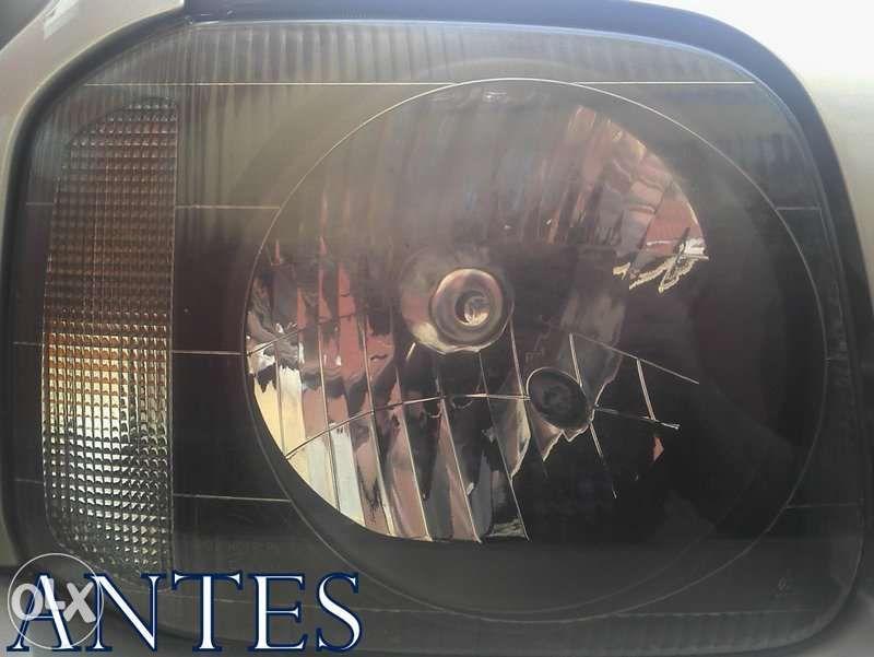 Restauro de Farois/Ópticas Auto