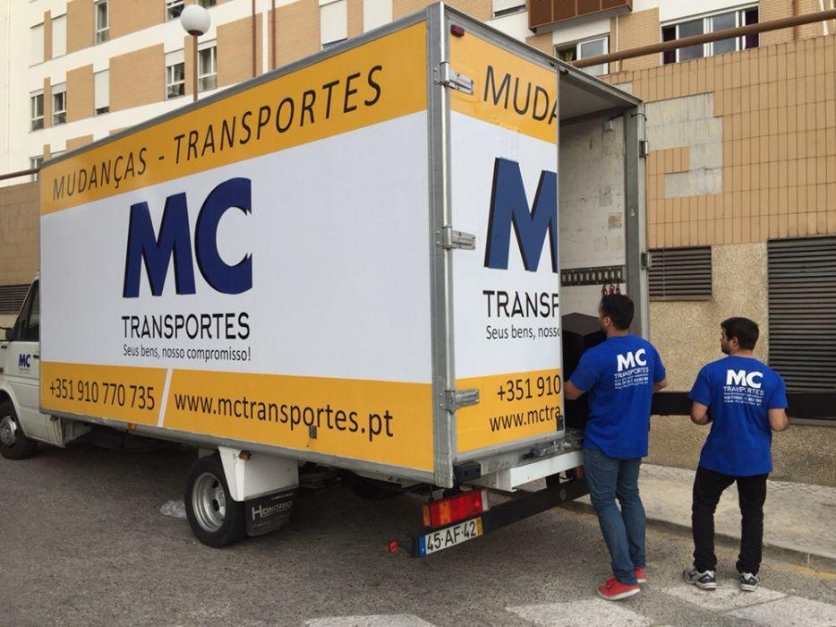 Mudanças e transportes nacionais. Odivelas - imagem 5