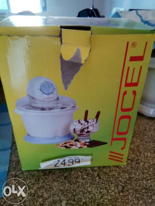 Maquina de fazer gelados