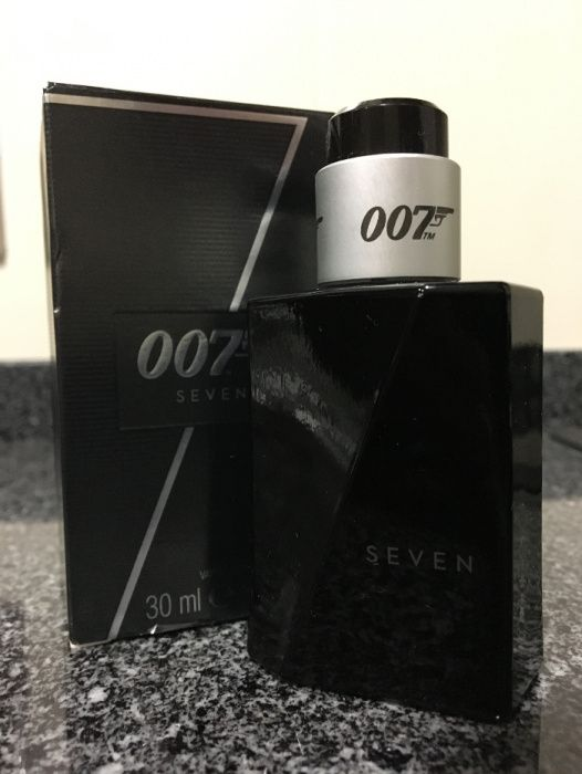 Perfume James Bond 007 Seven 30mL