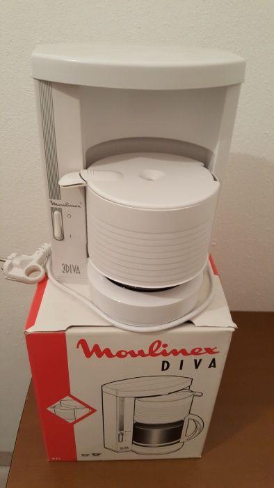 Máquina de café Moulinex Nova