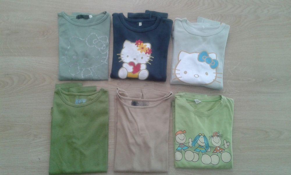 6 camisolas 12 anos