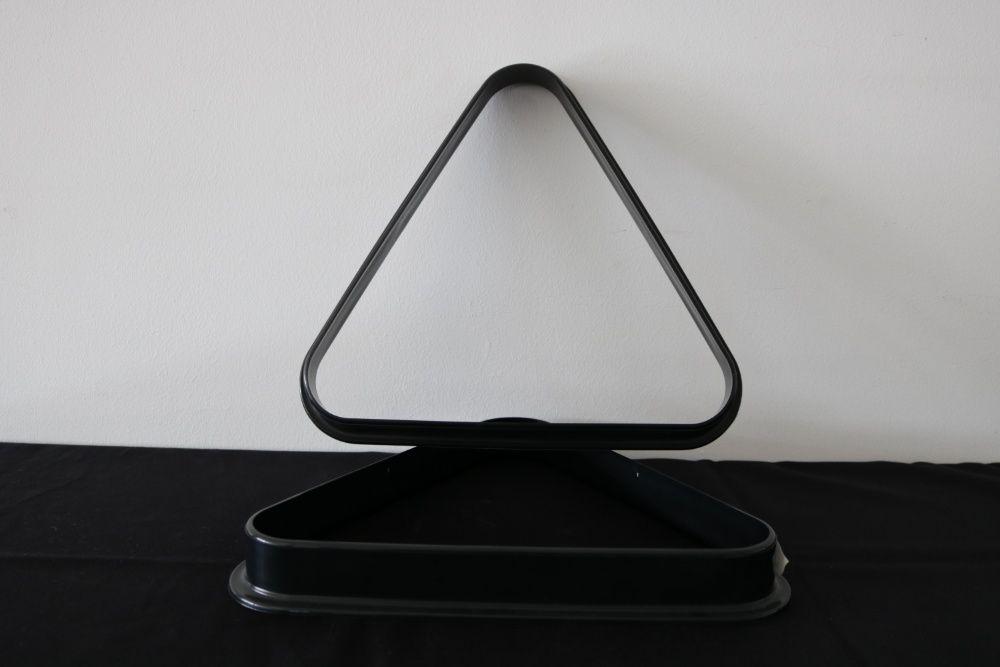Triângulo de plástico para snooker bilhar
