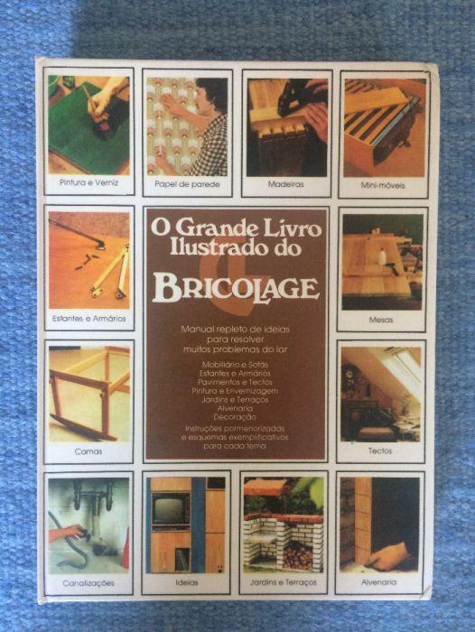 O grande livro Ilustrado da Bricolage