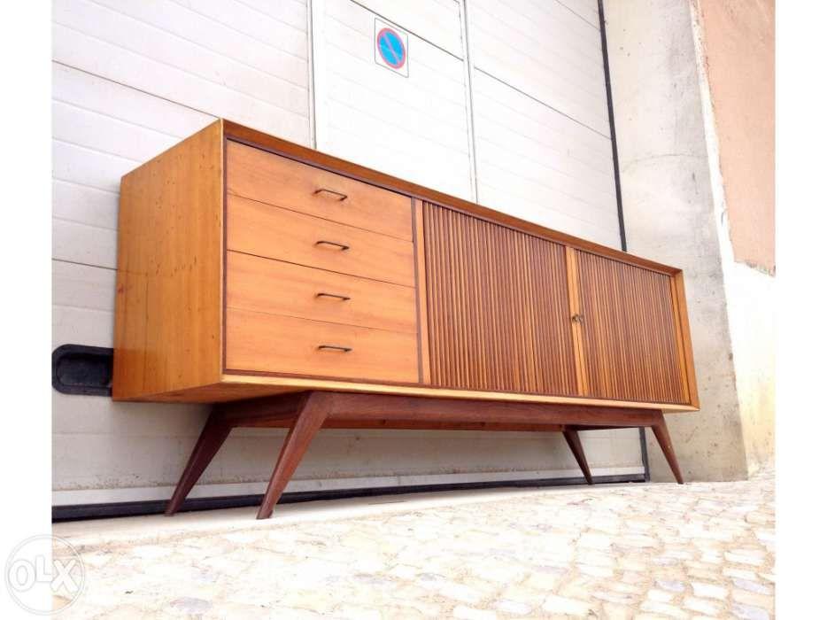 Recheio de loja móveis vintage