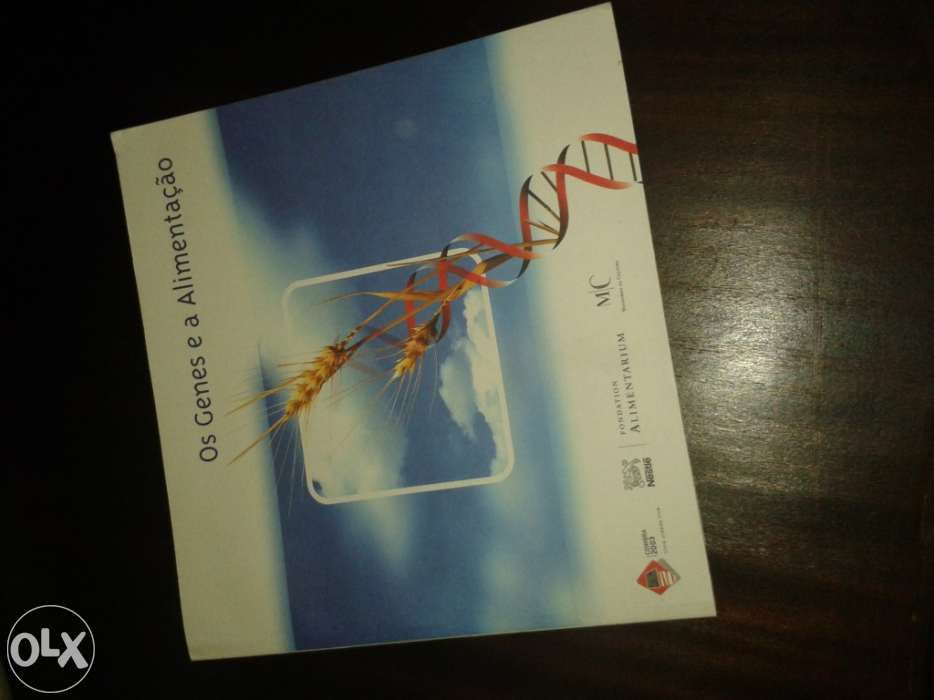 Livro - Os Genes e a Alimentação