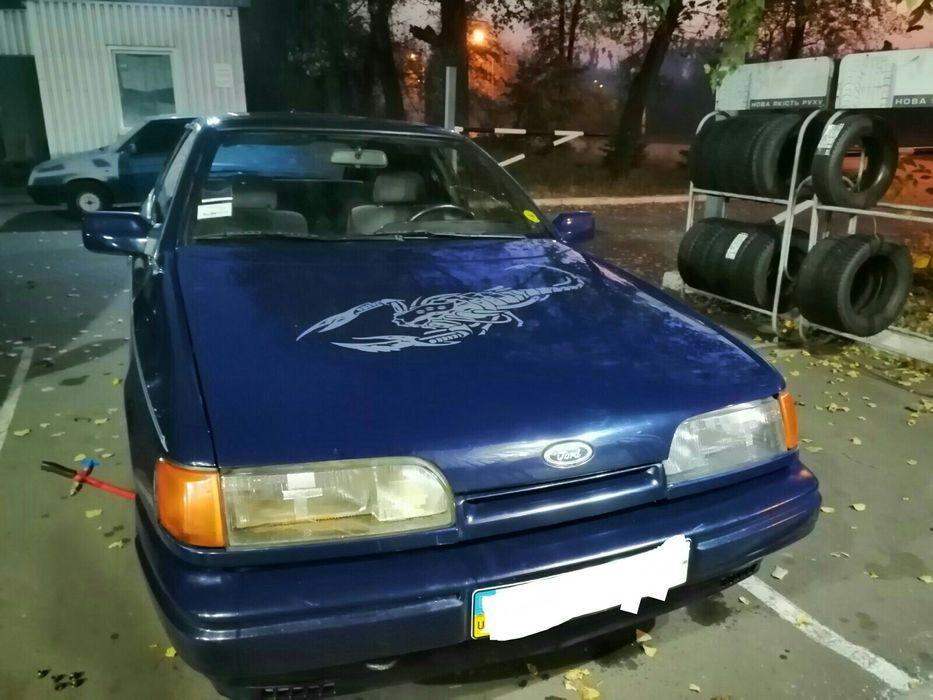 Форд скорпио Ford Scorpio i 2.0 86 г