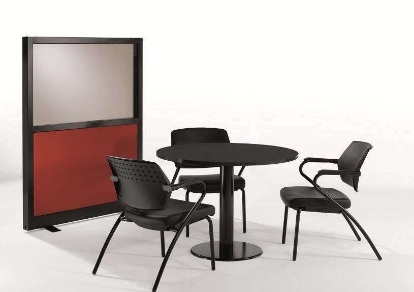 Mesas de reunião redonda retangular oval quadrada material Novo