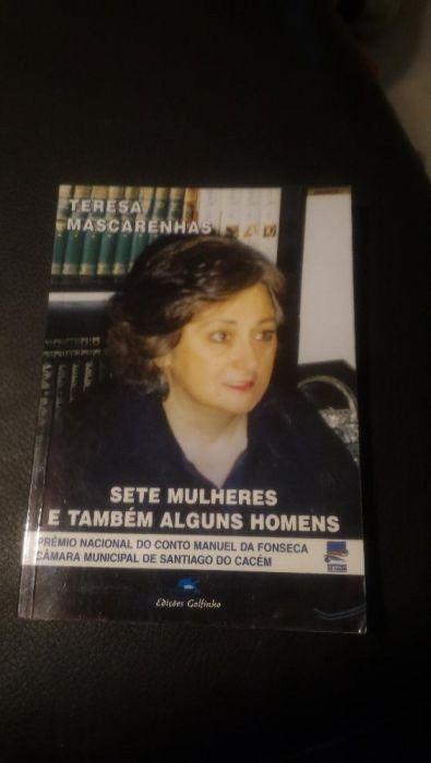 Sete Mulheres e Também alguns Homens de Teresa Mascarenhas