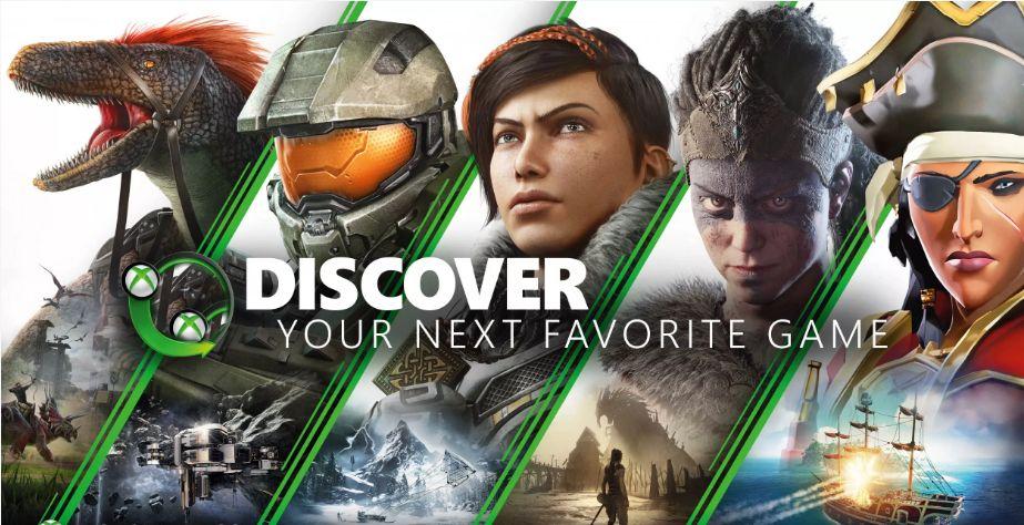 Игры на Microsoft Xbox