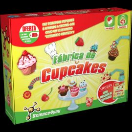 Fábrica de Cupcakes Science4you Novo