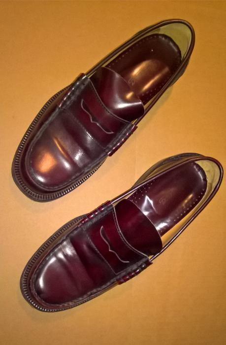 Arquivo: Sapatos Clássicos Sola Couro Homem Lisboa • OLX